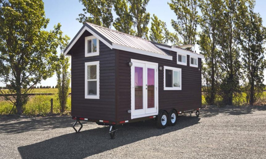 24' Tiny House - Just Wahls Tiny House