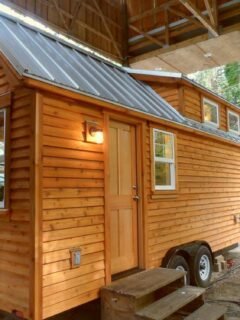 22' Tiny House - Ynez by Oregon Cottage Company