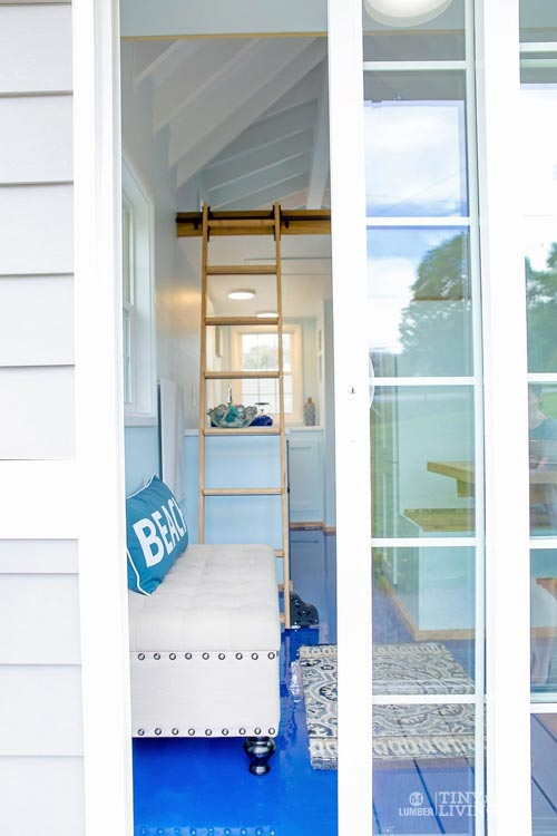 Entryway - Blue Shonsie by 84 Lumber