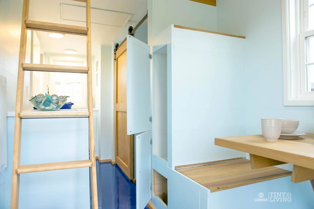 Closet - Blue Shonsie by 84 Lumber