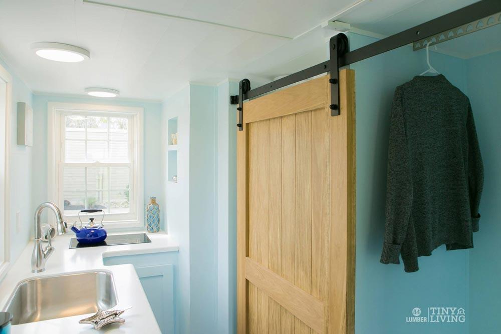Barn Door - Blue Shonsie by 84 Lumber