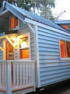 Cape Cod by Molecule Tiny Homes