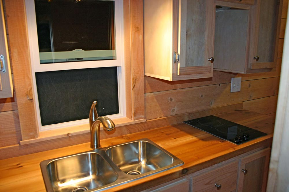 Kitchen Sink - Cape Cod by Molecule Tiny Homes