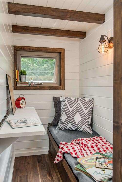 Office / Guest Room - Cedar Mountain by New Frontier Tiny Homes