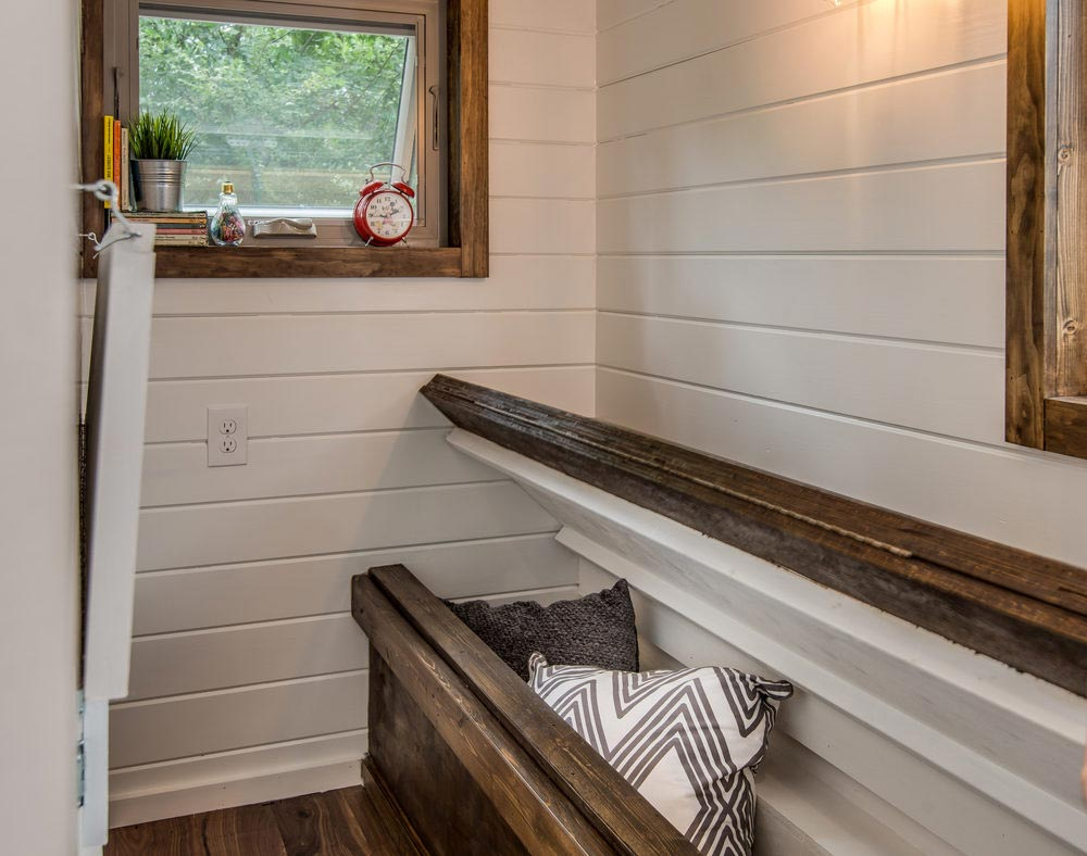 Storage - Cedar Mountain by New Frontier Tiny Homes