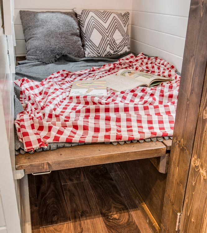 Guest Bed - Cedar Mountain by New Frontier Tiny Homes