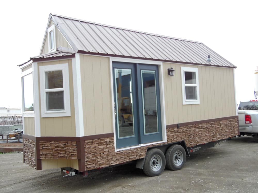 Crosswinds by upper valley tiny homes tiny living for Crosswinds homes