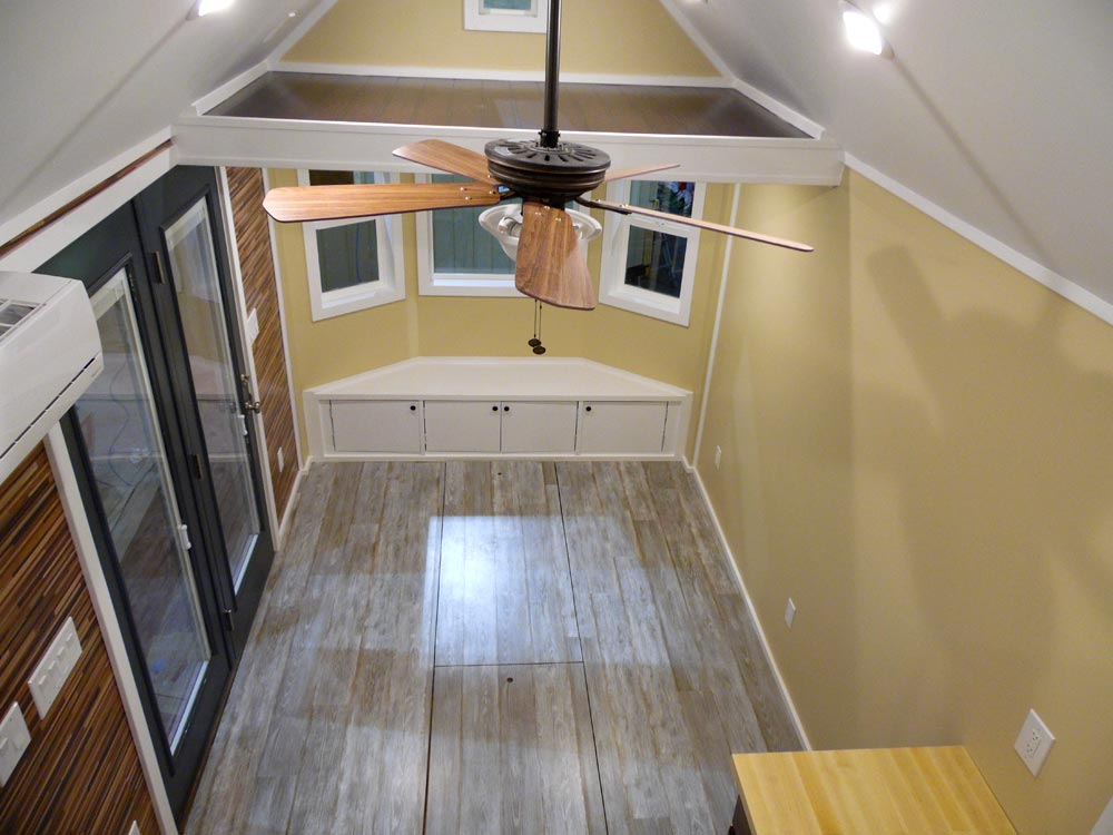 Aerial View - Crosswinds by Upper Valley Tiny Homes