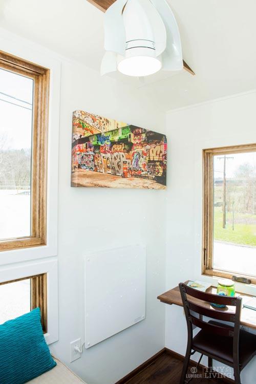 Desk Overlooking Window - Degsy by 84 Lumber