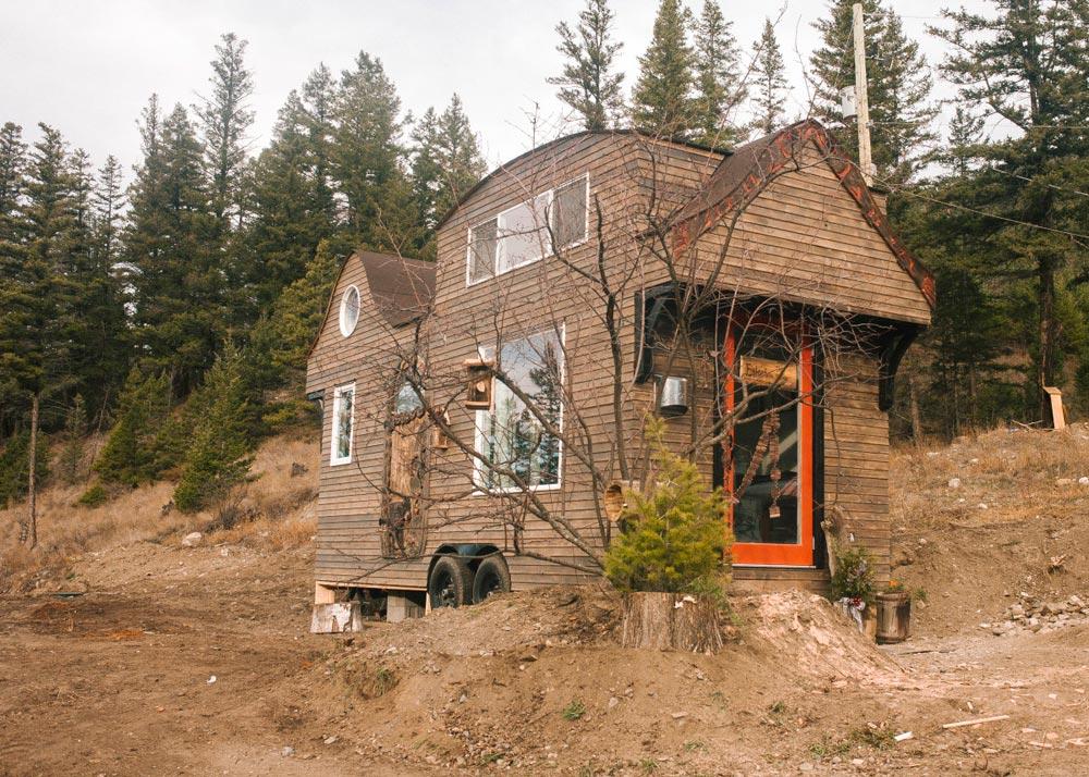 20' Trailer - Esket Tiny House