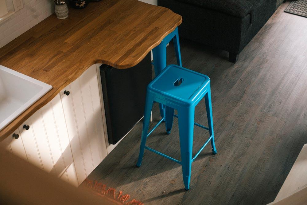 Breakfast Counter - Esket Tiny House