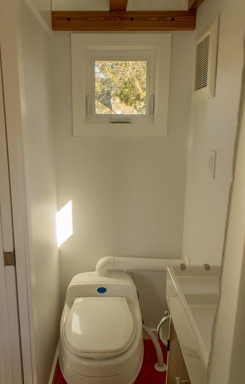 Composting Toilet - Hikari Box by Shelter Wise