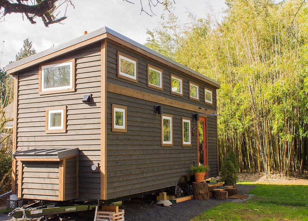 24' Tiny House - Hikari Box by Shelter Wise