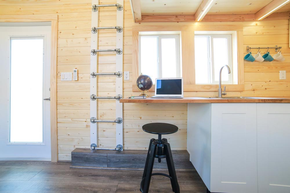 Desk - Mansion Jr by Uncharted Tiny Homes