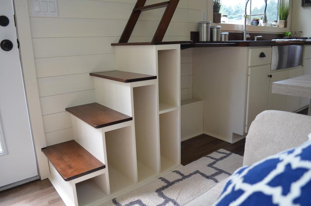 Storage Stairs - Mohican by Modern Tiny Living