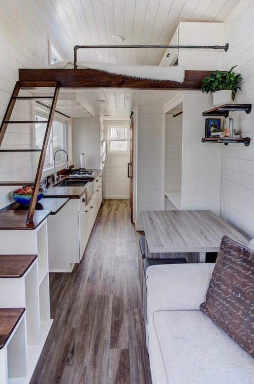 Walnut Floors - Mohican by Modern Tiny Living