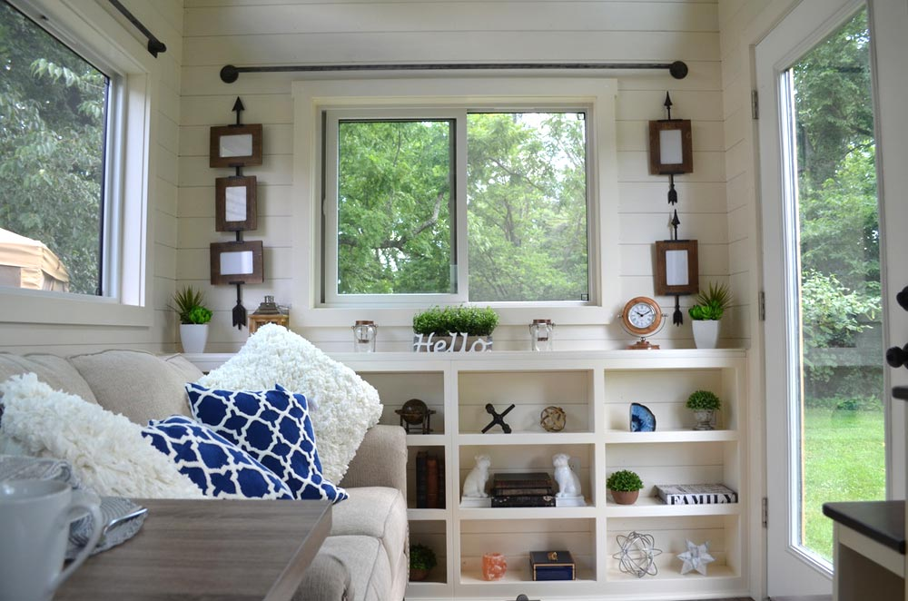 Living Area - Mohican by Modern Tiny Living