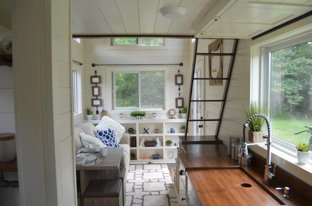 Tiny House Interior - Mohican by Modern Tiny Living