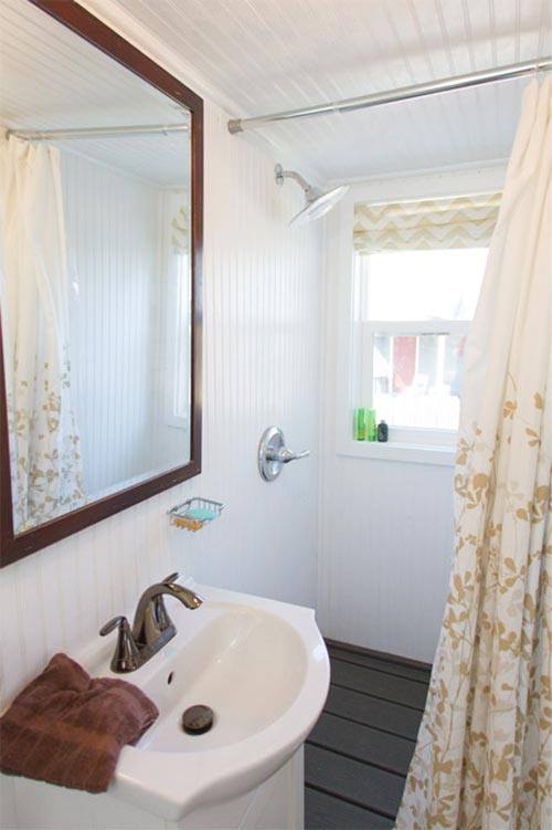 Bathroom Sink - Music City by Tennessee Tiny Homes