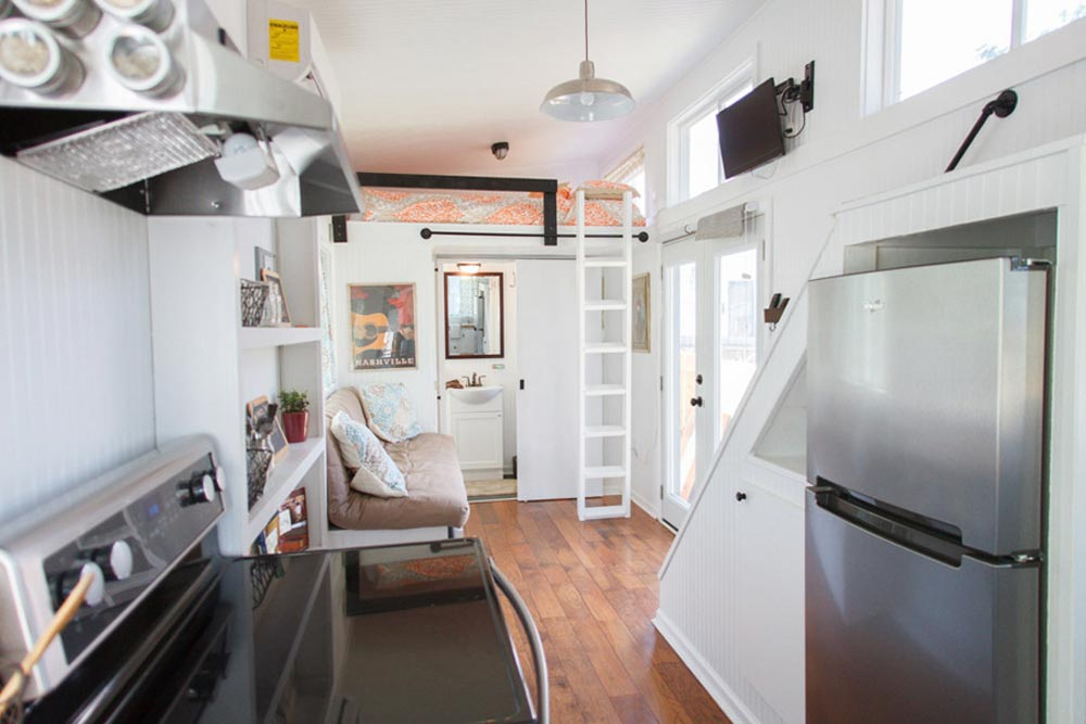 Living Area - Music City by Tennessee Tiny Homes