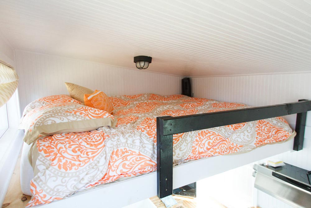 Guest Bedroom Loft - Music City by Tennessee Tiny Homes