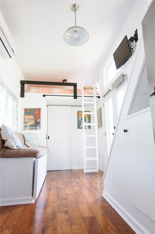 Guest Loft - Music City by Tennessee Tiny Homes