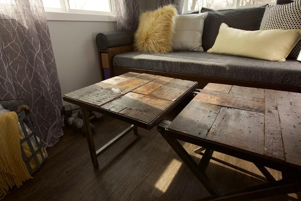 Coffee Table - Notarosa by Titan Tiny Homes