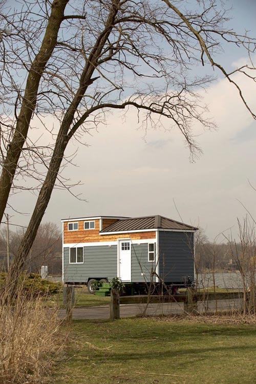 24' Tiny House - Notarosa by Bantam Built