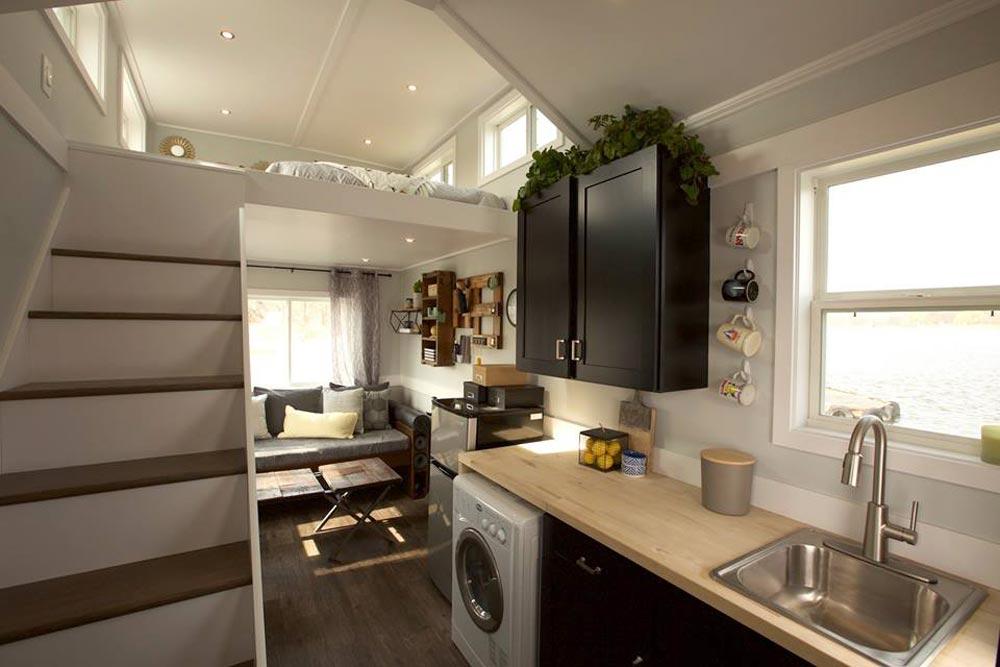 Bedroom Loft Stairs - Notarosa by Bantam Built