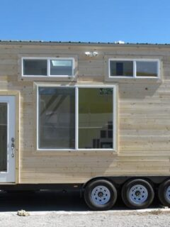 30' Off Grid by Upper Valley Tiny Homes