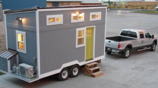 18' Off Grid by Upper Valley Tiny Homes