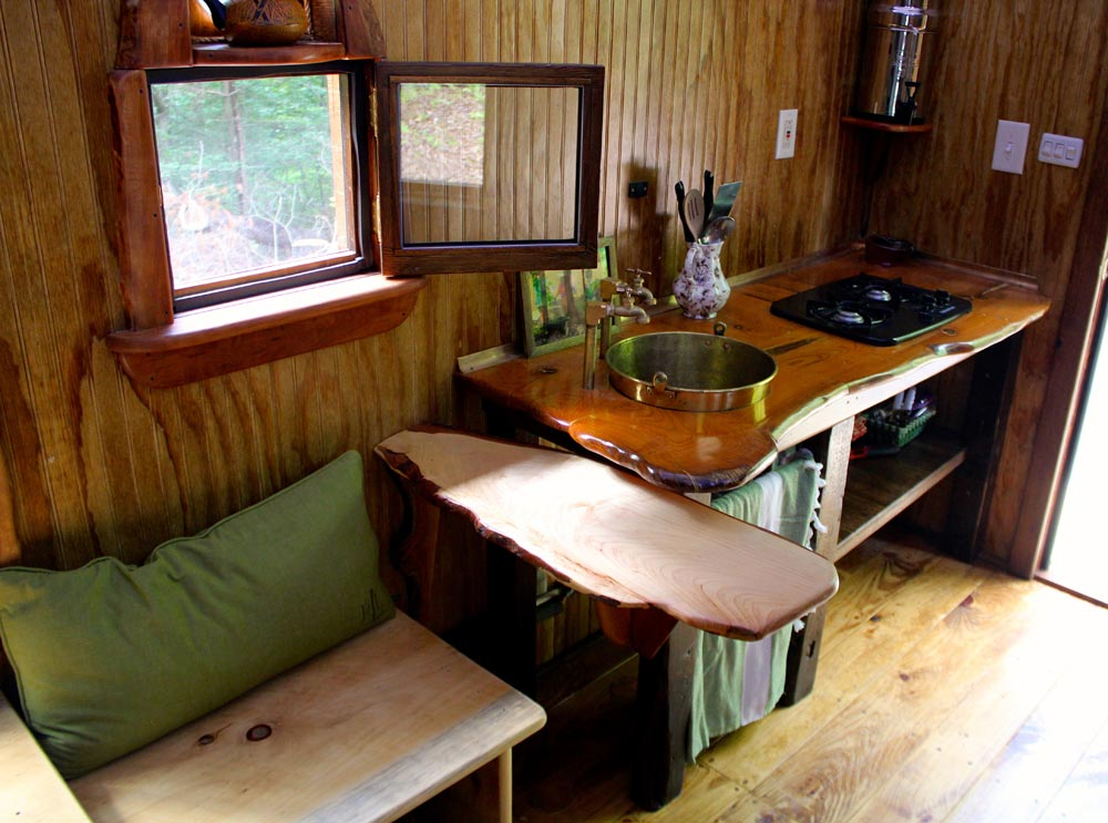 Kitchen - Old Time Caravan by The Unknown Craftsmen