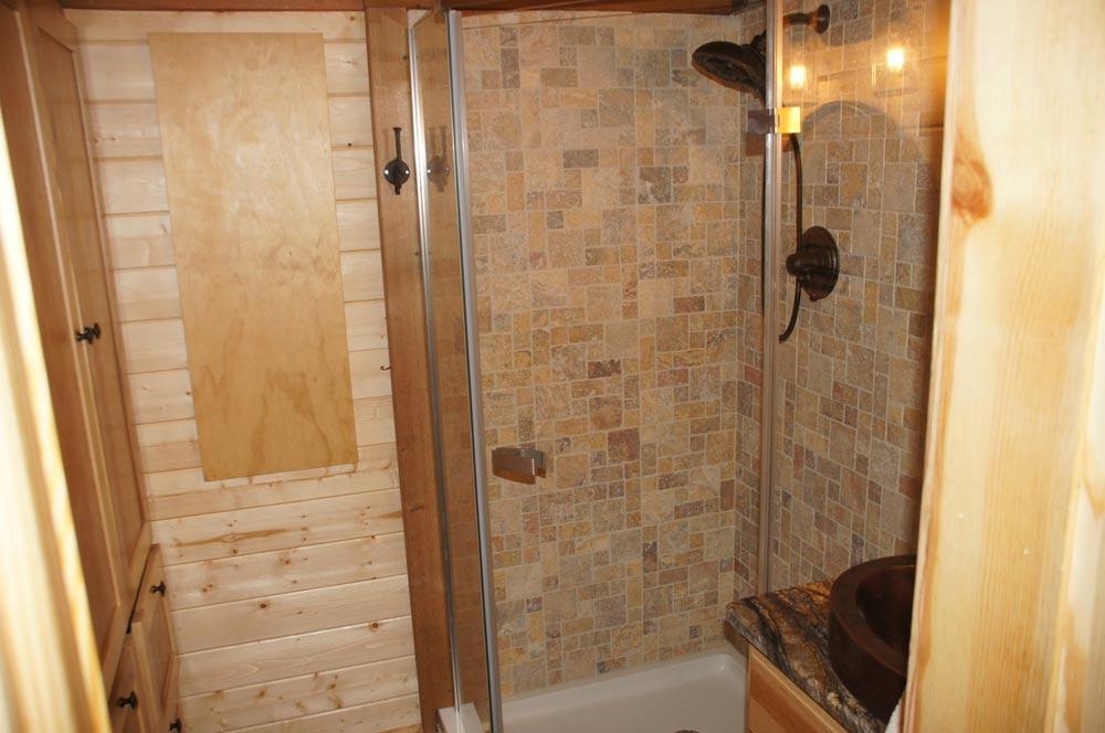 Shower - Prairie Schooner by Wander Homes