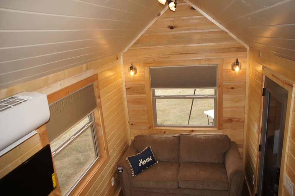 Living Room - Prairie Schooner by Wander Homes