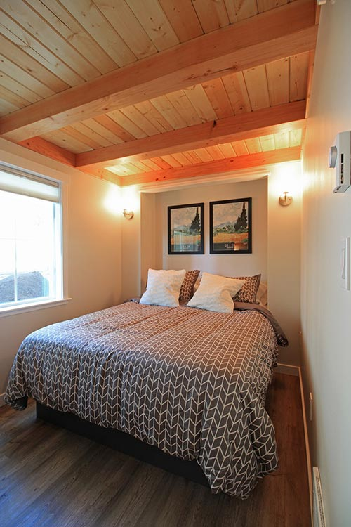 Main Floor Bedroom - Salish by West Coast Homes