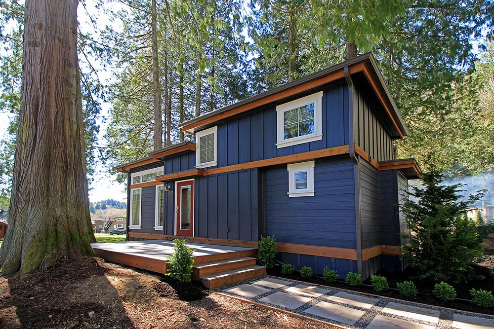 400 sq.ft. Tiny House - Salish by West Coast Homes