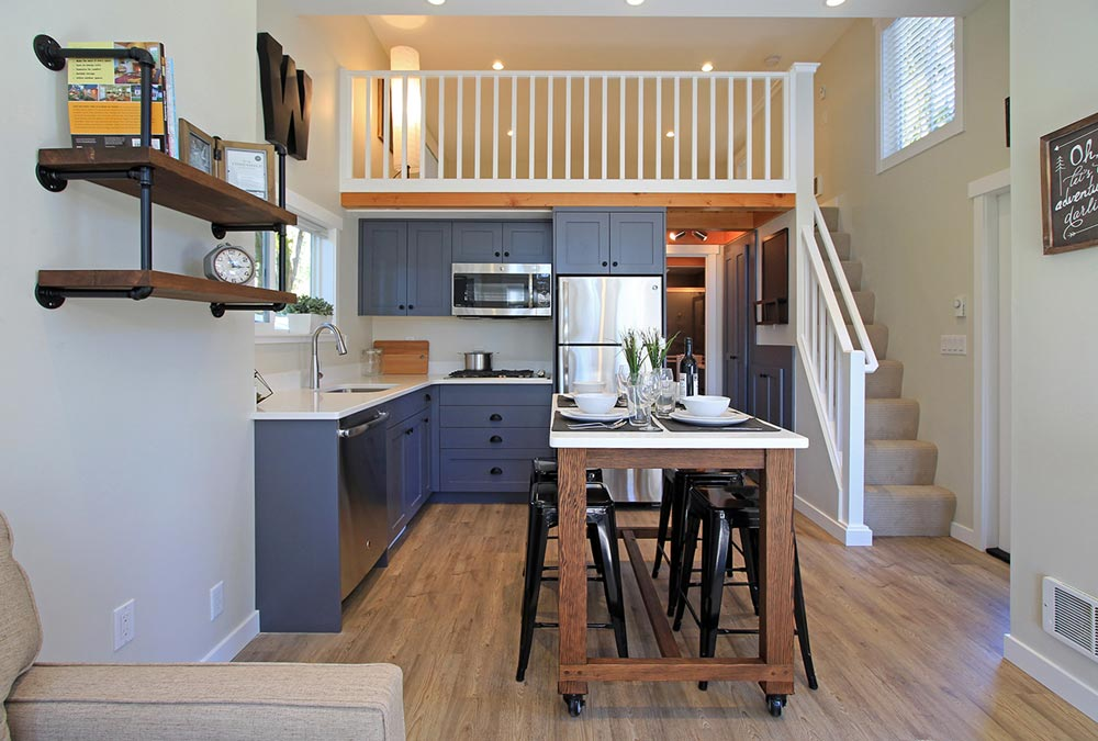 Kitchen - Salish by West Coast Homes