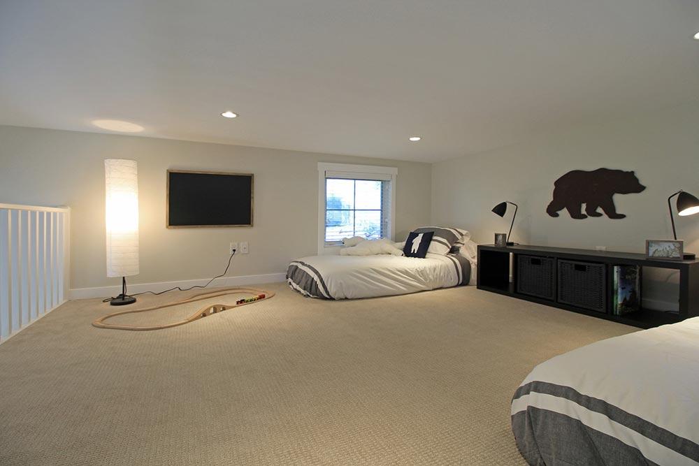 250 sq.ft. Loft - Salish by West Coast Homes