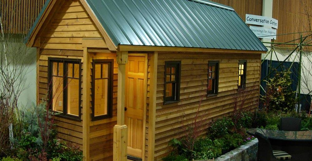 20' Tiny House - Siskiyou by Oregon Cottage Company