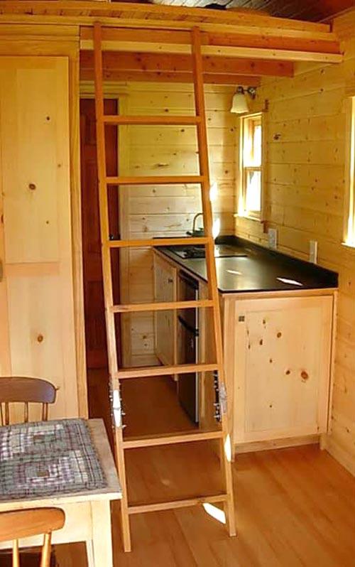 Loft Ladder - Siskiyou by Oregon Cottage Company