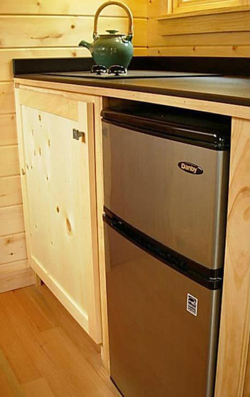 Under Counter Refrigerator - Siskiyou by Oregon Cottage Company