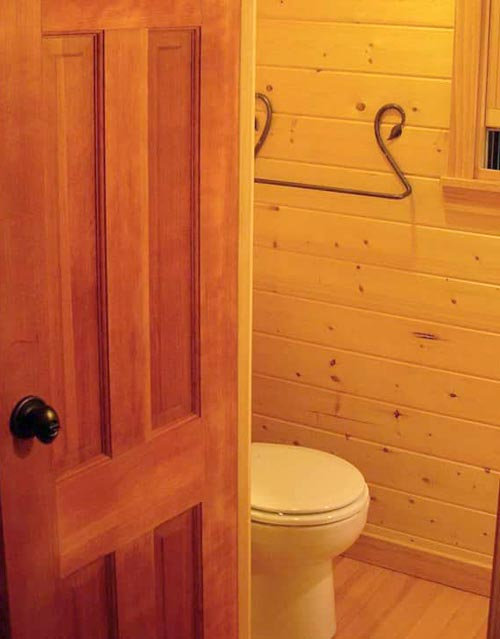 Bathroom - Siskiyou by Oregon Cottage Company