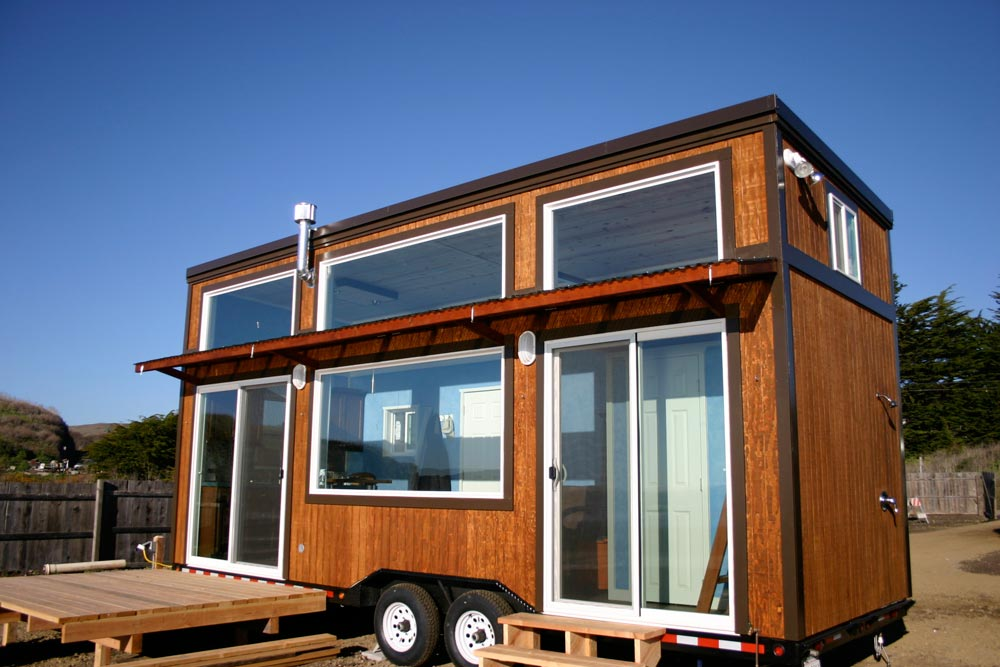 Surf shack by molecule tiny homes tiny living for Shack homes