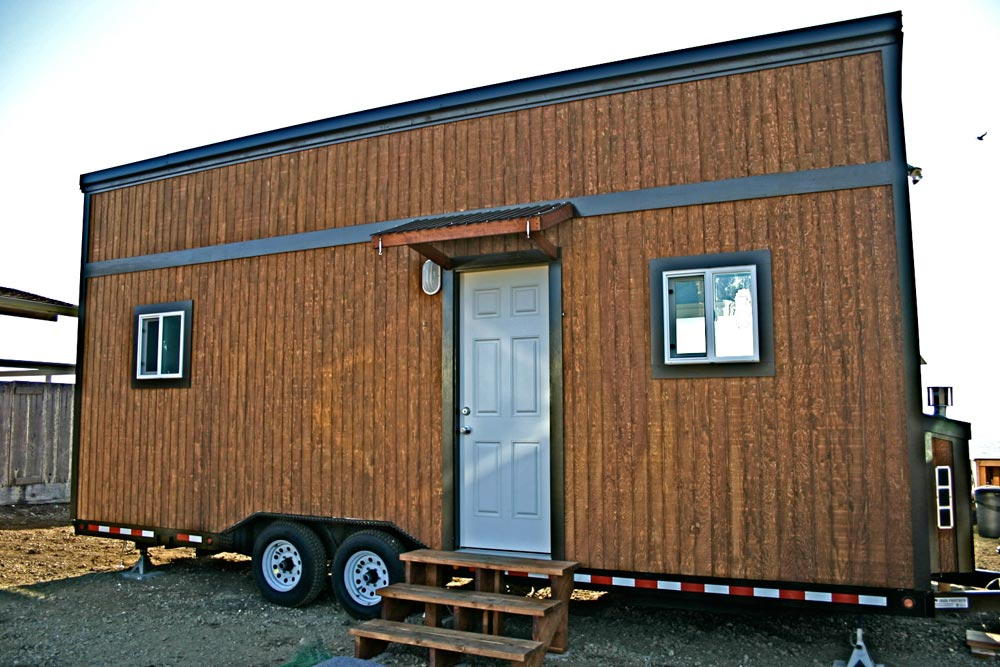 Back Door - Surf Shack by Molecule Tiny Homes