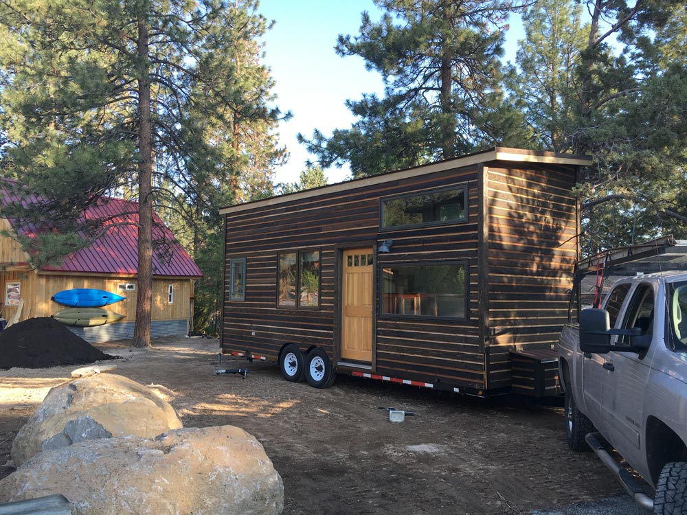 Tanlers Tiny House