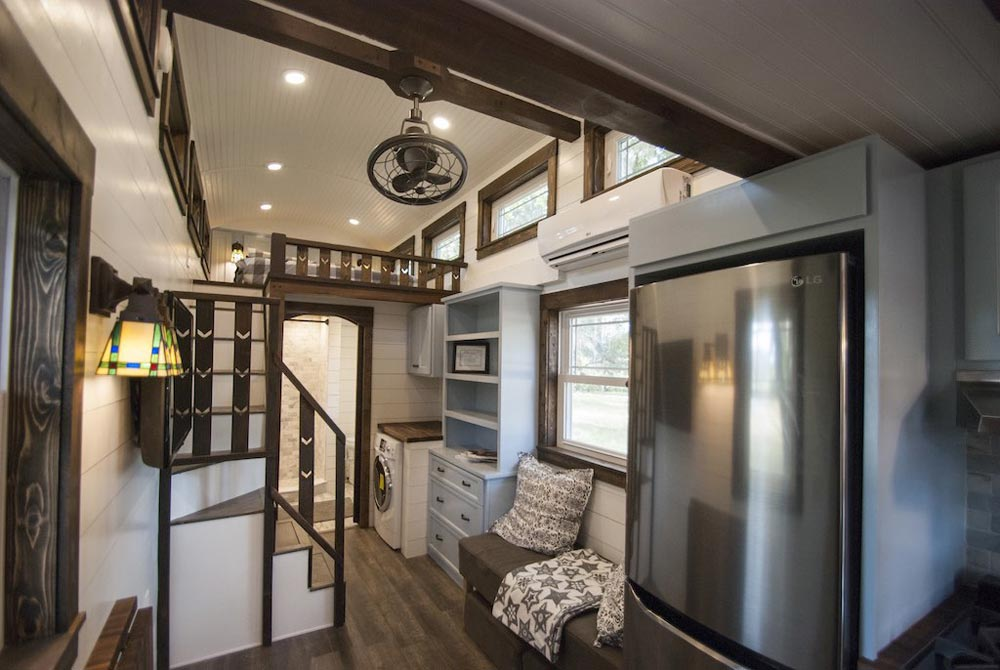 Living Area - Tiffany by A New Beginning Tiny Homes