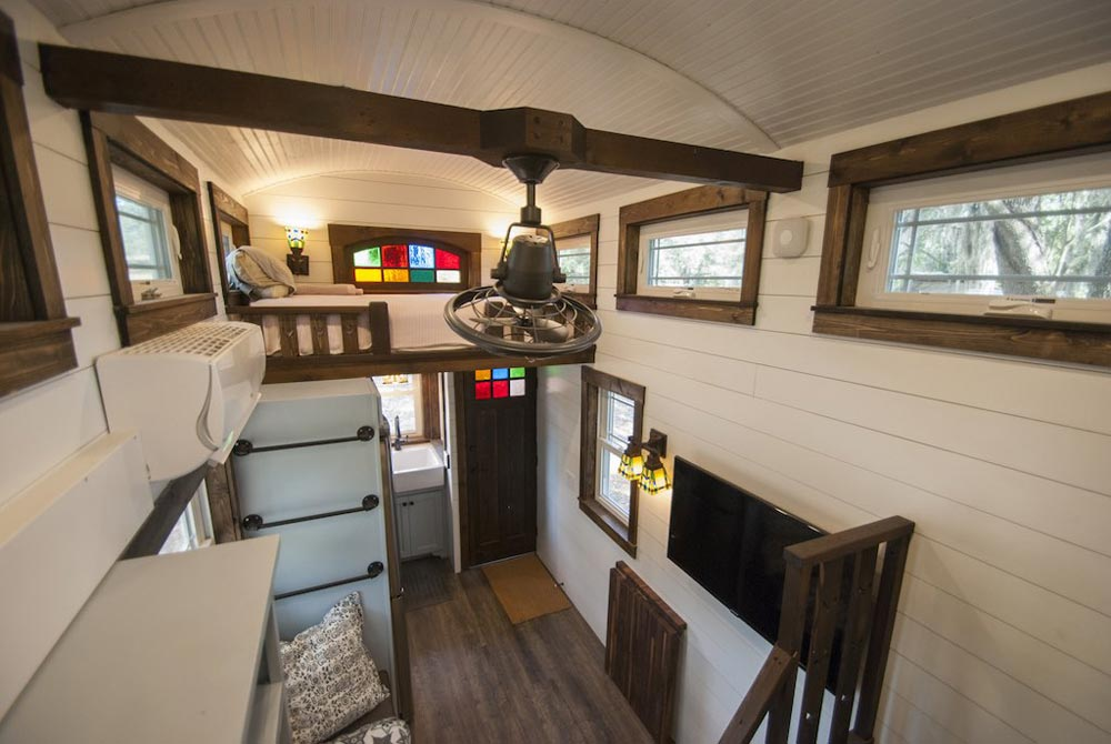 Tiny House Interior - Tiffany by A New Beginning Tiny Homes