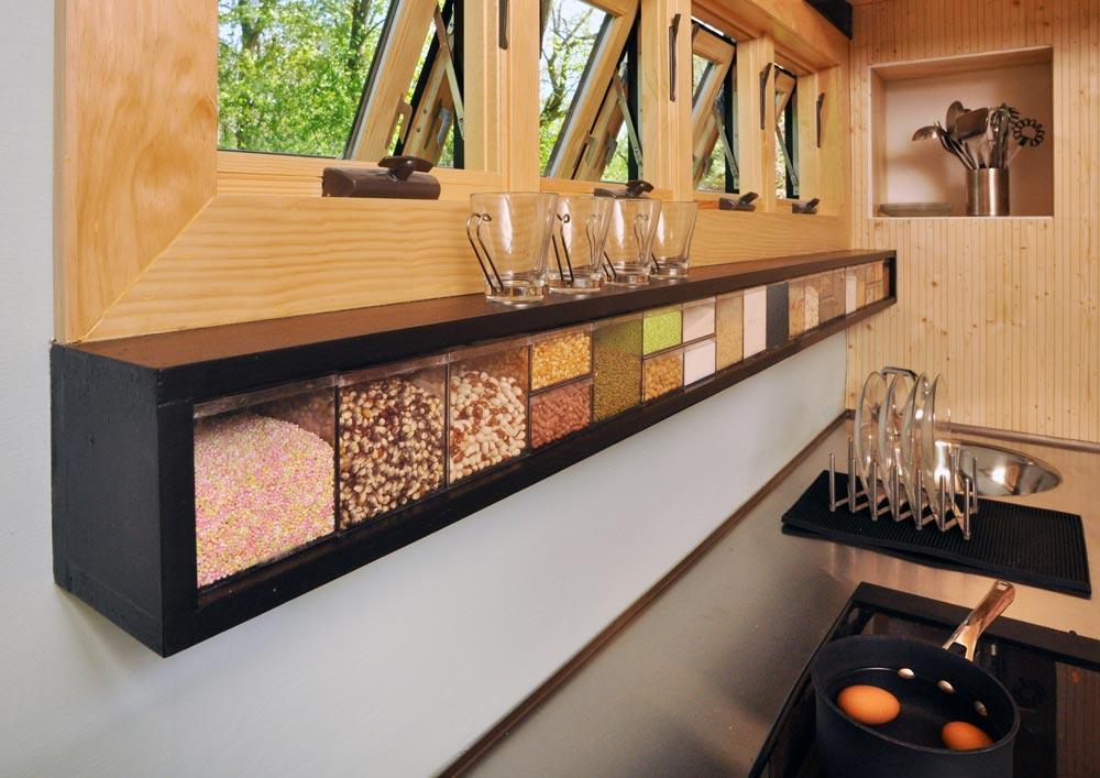 Dry Goods Storage - Toy Box Tiny Home