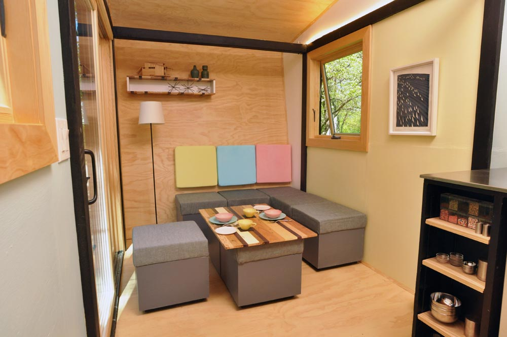 Movable Storage Cubes - Toy Box Tiny Home