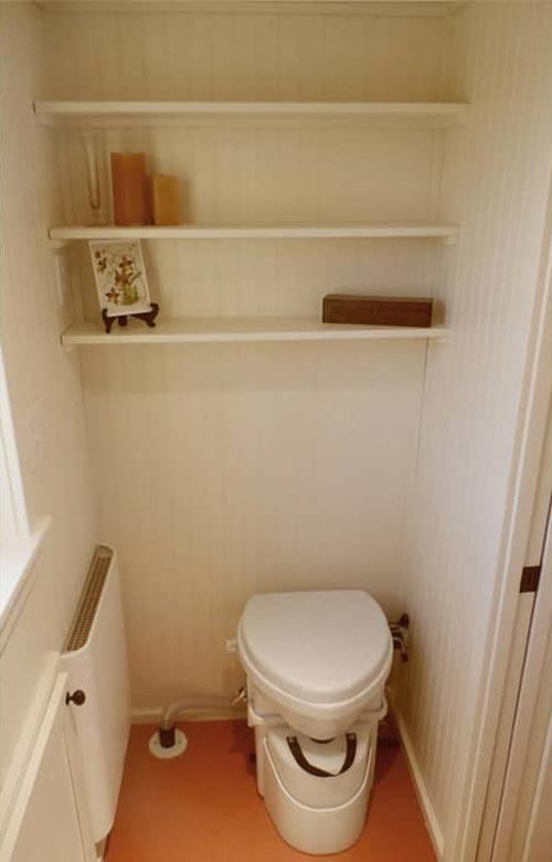Bathroom - Unita by Oregon Cottage Company